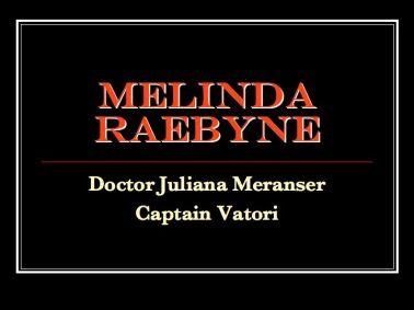 MelindaR