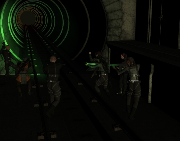 Tunnel Scouts